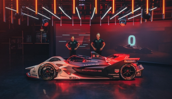 The debut of the PORSCHE 99X ELECTRIC pleased many fans of the brand