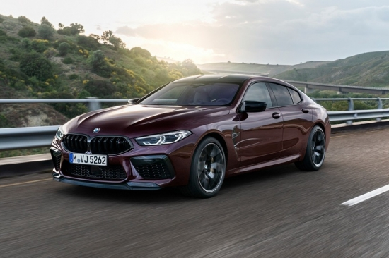 BMW M8 Gran COUPE: sales have started